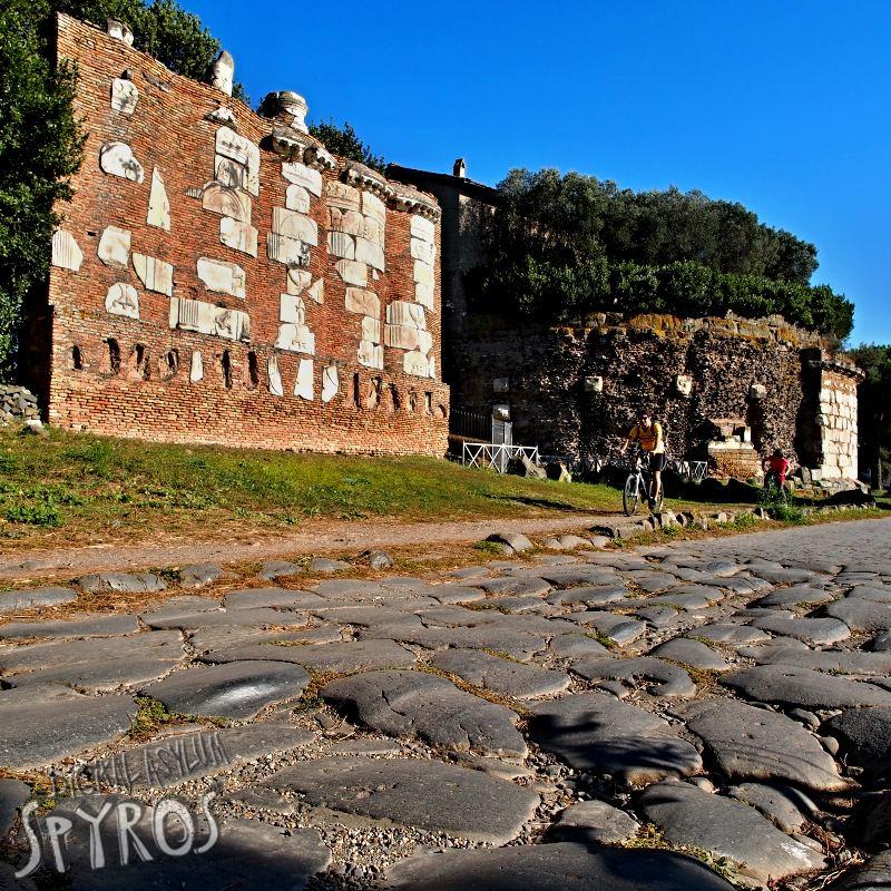 Via Appia - Casal Rotondo