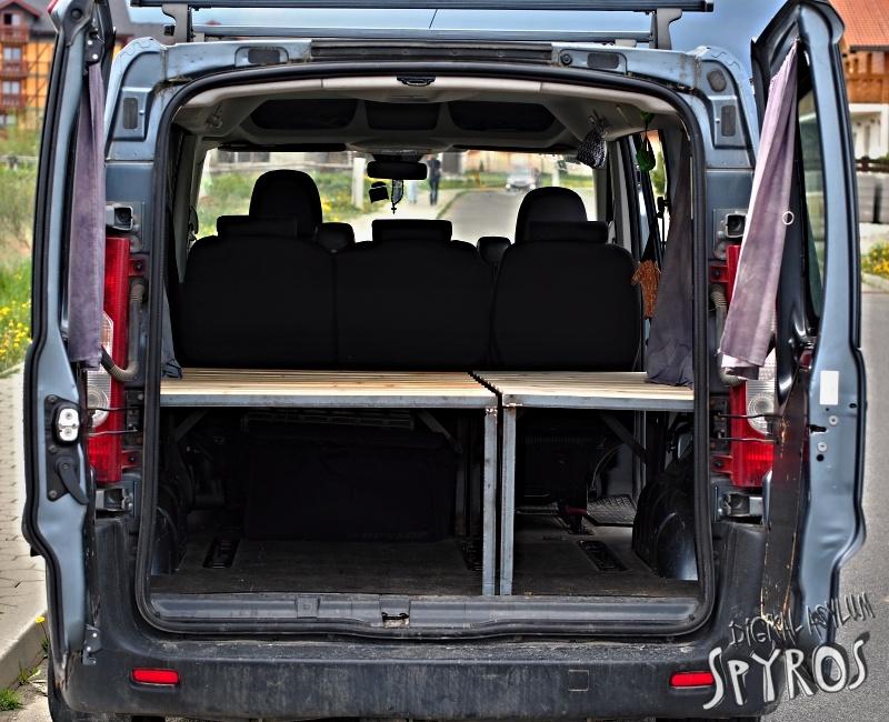 Citroen Jumpy Caravan