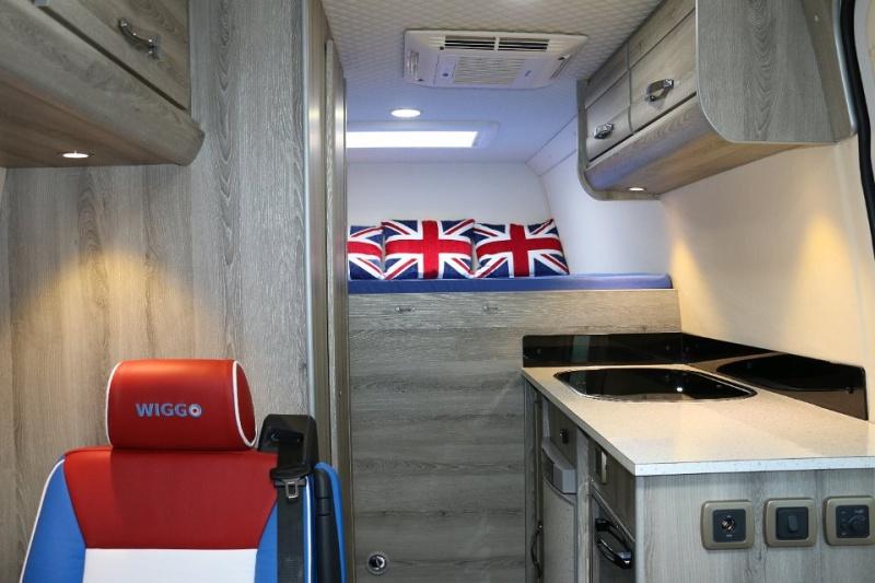 Bradley Wiggins - McLaren Sporthome GB Edition 1
