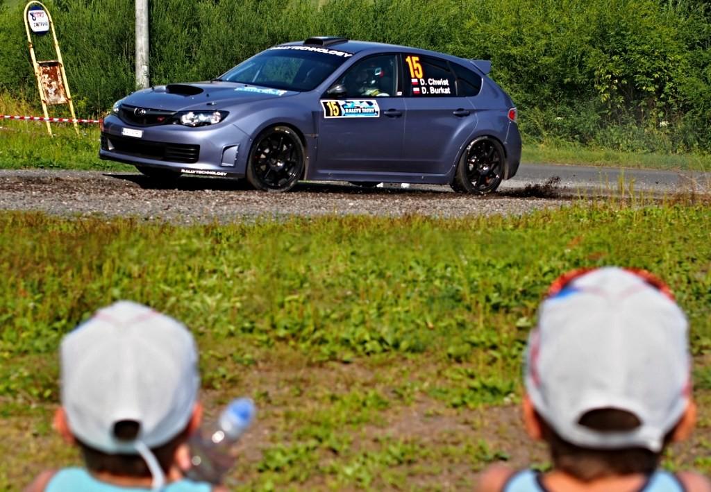 Rallye Tatry 2015