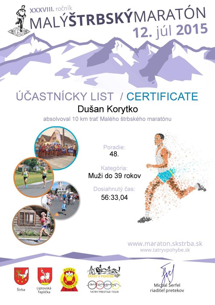 strba-10km-2015-certificate