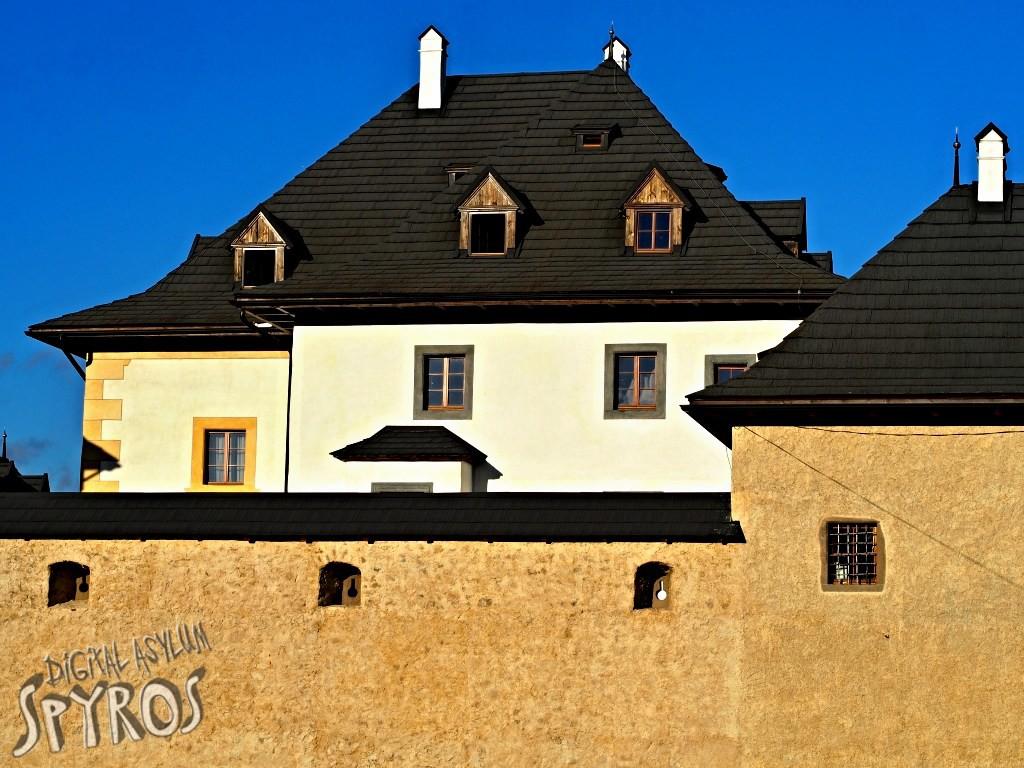 Hronsek - Vodný hrad