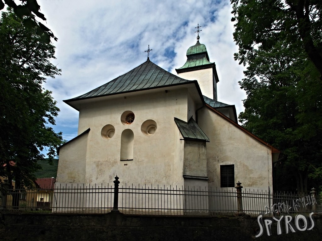 Kláštor pod Znievom - kostol-sv. Mikuláša