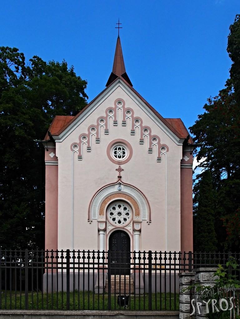 Mošovce - neogotická kaplnka