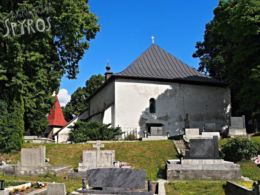Socovce - kostol Narodenia Panny Márie
