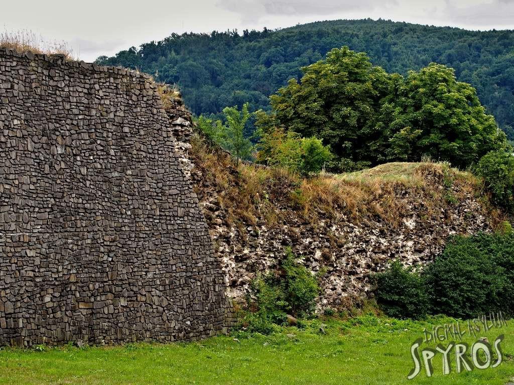 Zvolenské hradby