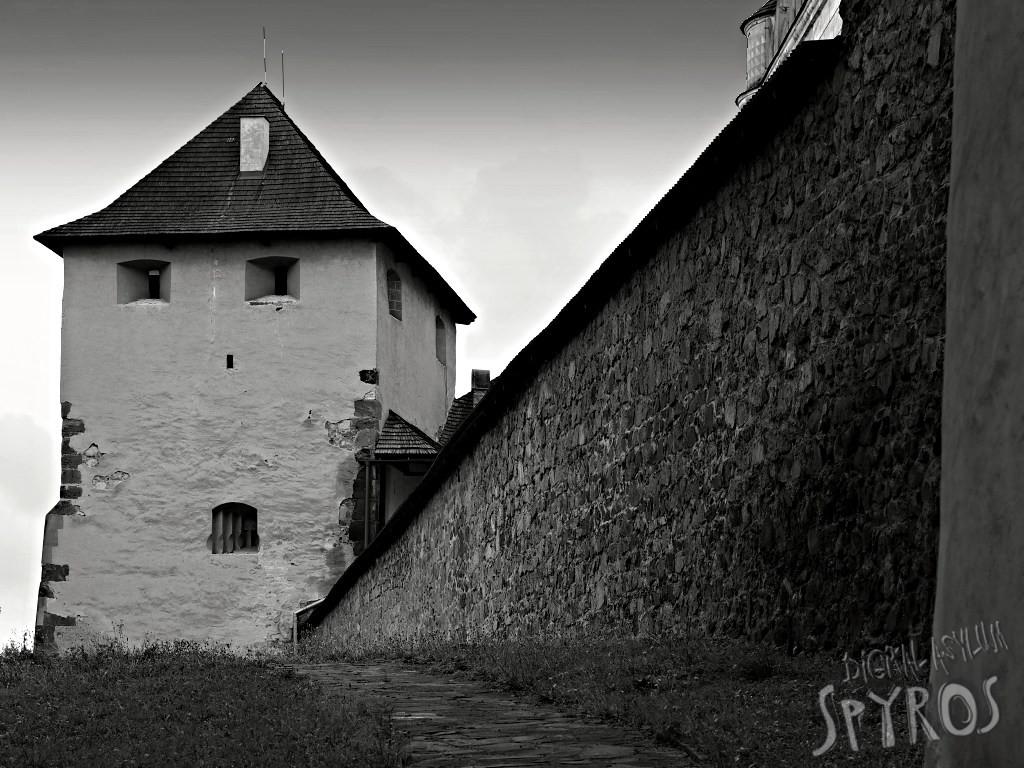 Zvolenský hrad - Bránova veža