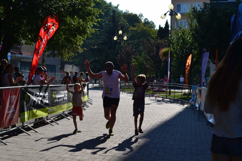 Podtatranský polmaratón