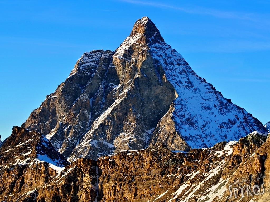 Matterhorn - Theodulpass