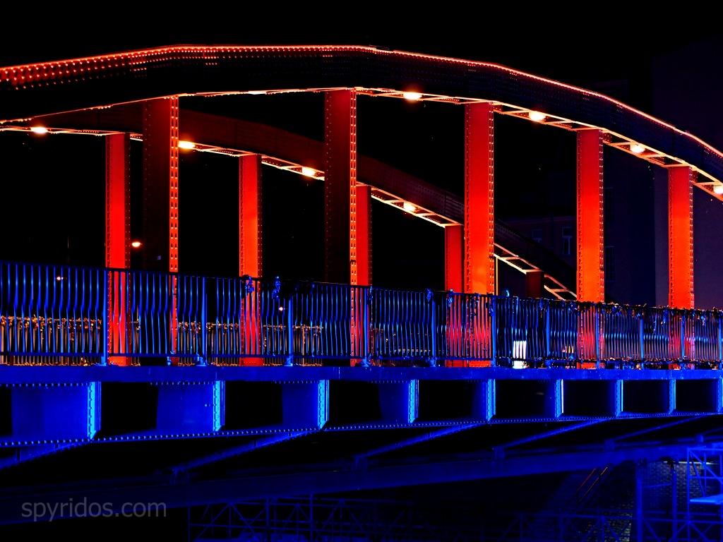 Poznaň - Most Biskupa Jordana