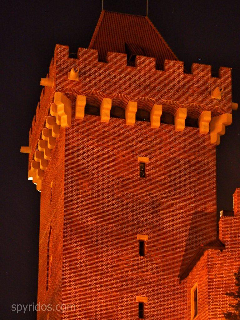 Poznaň - hradby