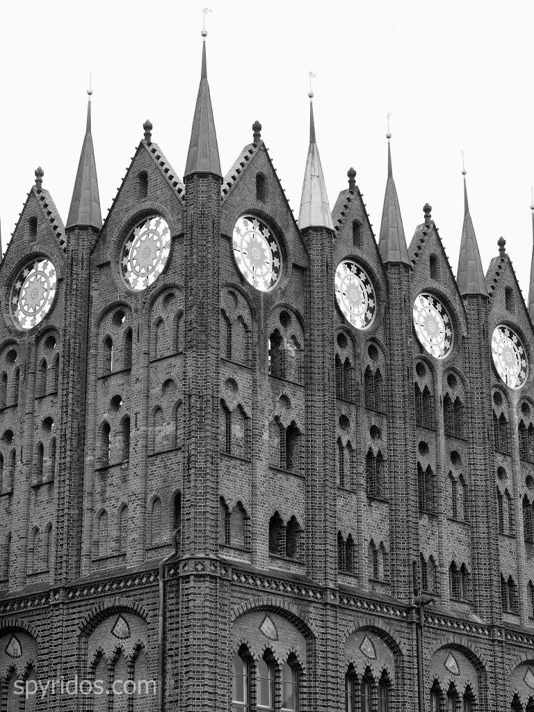 Stralsund Altes Rathaus