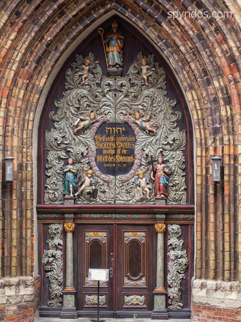 Stralsund St Nikolai Kirche