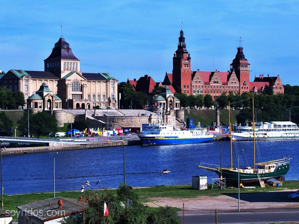 Szczecin - Waly Chrobrego