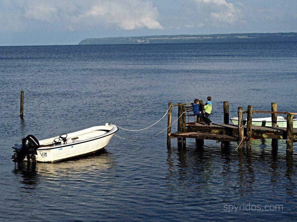Rybárska osada Witt