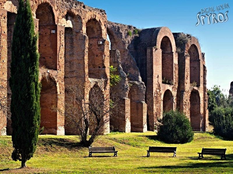 Parco degli Acquedotti - Aqua Claudia