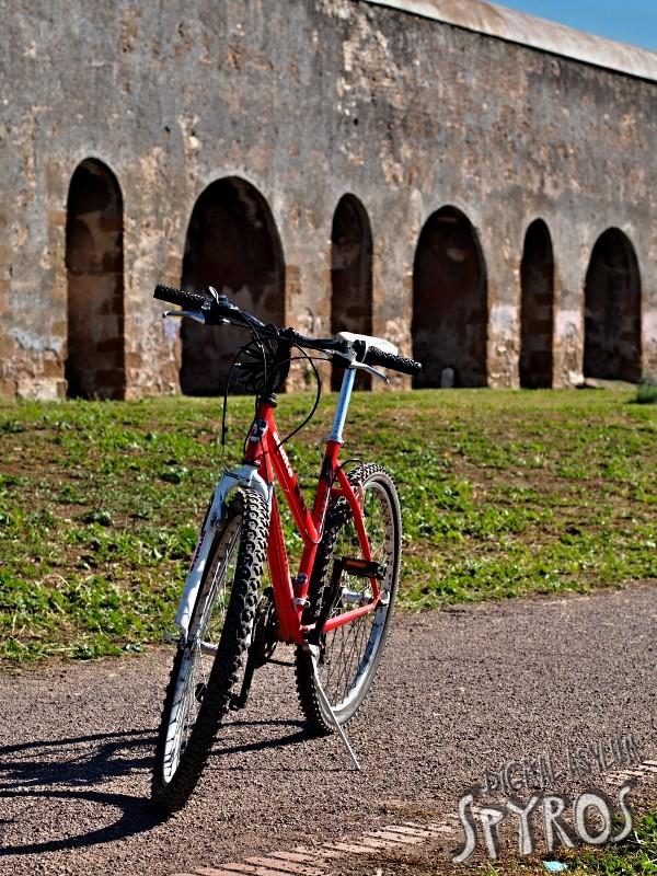 Parco degli Acquedotti - Aqua Felice